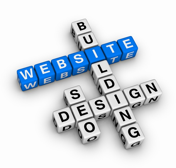 Blue Group Graphics Web Design