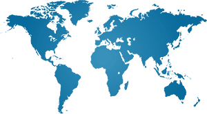 Blue Group World Map